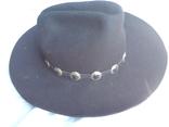 Шляпа США.Фетр., фото №3