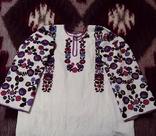 Жіноча сорочка вишиванка репліка національний одяг, фото №5
