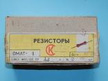 Резистор ОМЛТ-1/3,6ом, фото №2