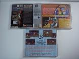 8 дисков на на 7 игр Sony PlayStanion + коробка для приставки, фото №8