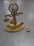 Сувенир весы Libra знак зодиака Китай, фото №3