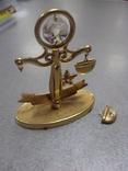 Сувенир весы Libra знак зодиака Китай, фото №2