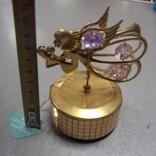 Сувенир музыкальный фея ангел, фото №3