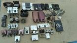 Радиаторы с радиодеталями - 1.2 кг., фото №2