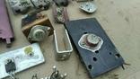 Радиаторы с радиодеталями - 1.2 кг., фото №9