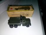 Грузовик СССР Метал., фото №5