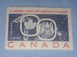 Почтовая марка Канада, фото №2