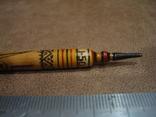 Деревянная ручка СССР Аэрофлот, фото №6