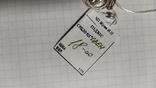 Серебренная цепочка с кулоном.2., фото №8