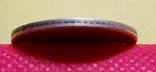 25 копійок 1862року.Росія / Супер- КОПІЯ/ не магнітна, посрібнена, фото №3