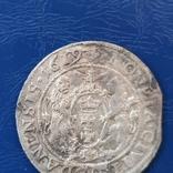 Орт 1619 г. Перерезка года или брак штемпеля., фото №6
