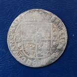 Орт 1621 г. Сигизмунд. Штемпельный блеск., фото №5