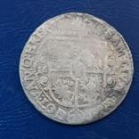 Орт 1621 г. Сигизмунд. Штемпельный блеск., фото №6