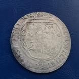 Орт 1621 г. Цифра 1 на поле. Сигизмунд, фото №4