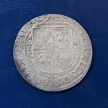 Орт 1621 г. Цифра 1 на поле. Сигизмунд, фото №2