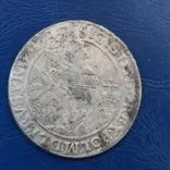 Орт 1621 г. Цифра 1 на поле. Сигизмунд, фото №5