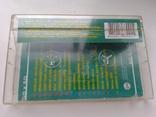 Аудиокассета с музыкальным сборником 2001 г, фото №10