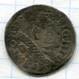 Сігізмунд ІІІІ трояк 1600 рік, фото №3
