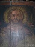 Старая Икона Святого Не выкуп лота, фото №3