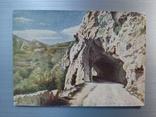 1936г. Крым. Тунель близ Байдарских ворот, фото №2