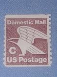 Почтовая марка США (1), фото №2