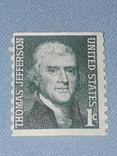 Почтовая марка США (2), фото №2