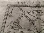 1573 ПТОЛЕМЕЙ Крым Гиперборея Колхида Сарматия Украина Россия (карта 31х21) СерияАнтик, фото №5