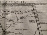 1573 ПТОЛЕМЕЙ Крым Гиперборея Колхида Сарматия Украина Россия (карта 31х21) СерияАнтик, фото №6