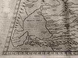 1573 ПТОЛЕМЕЙ Крым Гиперборея Колхида Сарматия Украина Россия (карта 31х21) СерияАнтик, фото №7