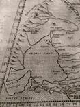 1573 ПТОЛЕМЕЙ Крым Гиперборея Колхида Сарматия Украина Россия (карта 31х21) СерияАнтик, фото №9