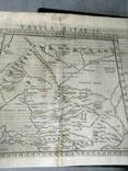 1573 ПТОЛЕМЕЙ Крым Гиперборея Колхида Сарматия Украина Россия (карта 31х21) СерияАнтик, фото №11