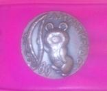 Настольная медаль5, фото №2