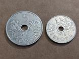 Монети Норвегії, фото №2