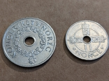 Монети Норвегії, фото №3