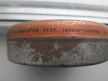 Банка от Халвы. Херсонский консервный комбинат. Ф-12,5 см., фото №5