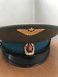 Фуражка ВВС, СССР, фото №6