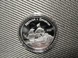 Антигуа и Барбуда - 2 доллара EC83 Rum Runner 2020 - 1 унция серебра, фото №7