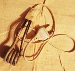 Электрокипятильный набор дорожный СССР ГОСТ 81 гарантийный талон, фото №7