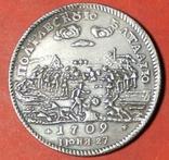 Медаль За Полтавскую баталию 27 июня 1709 копия, фото №3