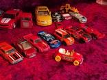 Машинки Hot Wheels 10 штук + разные, фото №3