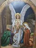 "Икона ""Рождество Иисуса Христа "", фото №6"