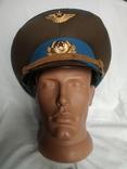 Фуражка офицерская ВВС СССР, фото №3