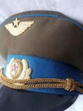 Фуражка офицерская ВВС СССР, фото №10