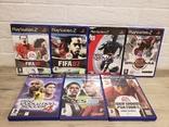 Спортивні ігри під PS2, PAL, фото №2