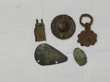 Середньовічні прикраси кінської збруї ., фото №3