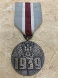 Медаль . Польша ., фото №2