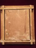 Икона Богородицы Тихвинская рамка, позолота, фото №5