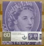 Марка MNH Канада королева Елизавета юбилей политика монархия, фото №2
