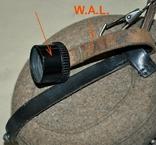 Фляга М31 1 л. горных стрелков W.A.L. 43, фото №10