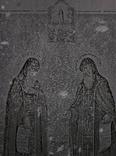 Икона Плакетка Гравюра, фото №5